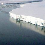 Larsen Ice Shelf [Ted Scambos, NSIDC]